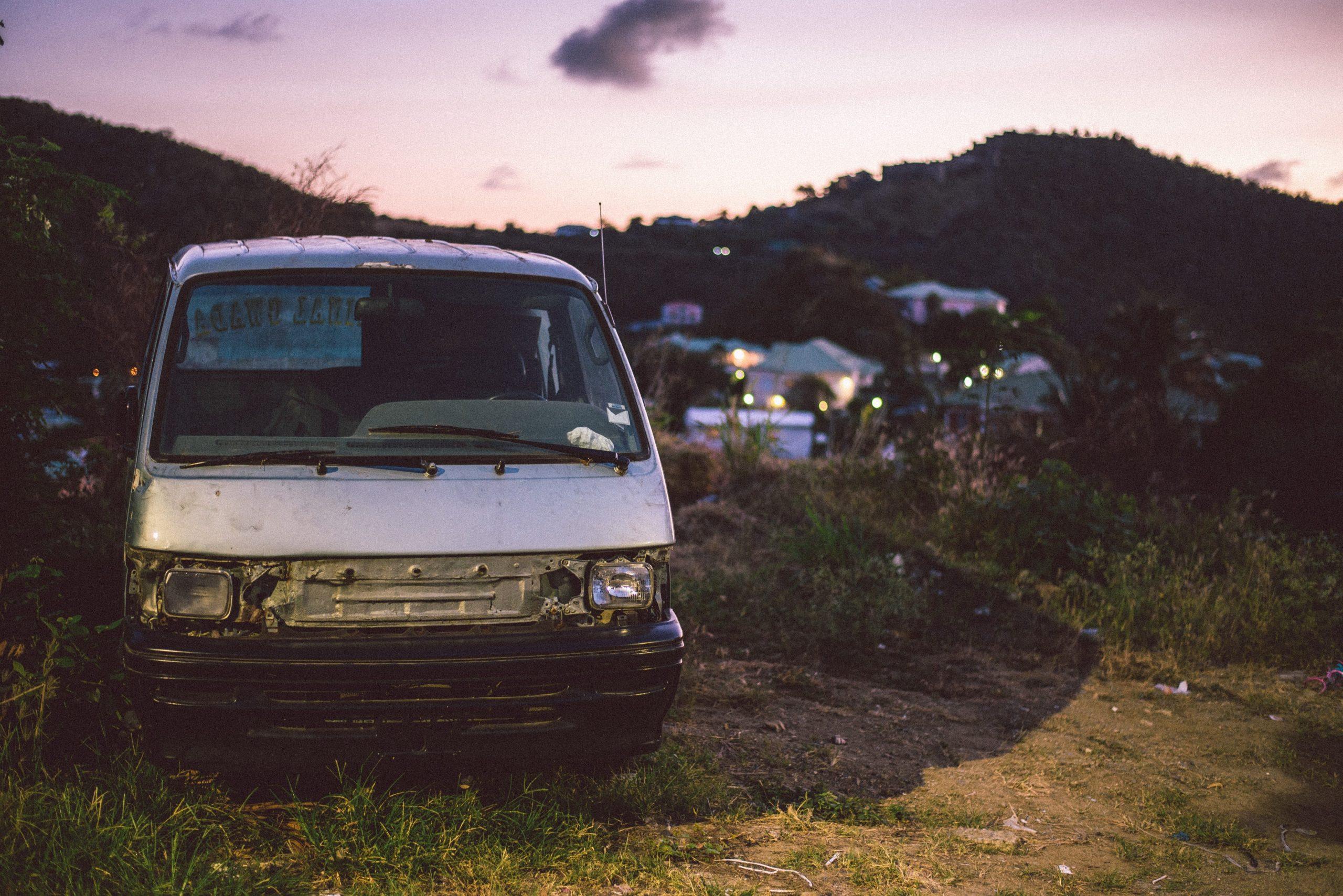 scrap my van UK cash price today